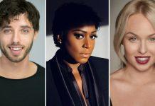 Keith Jack, Mica Paris, Jorgie Porter Fame The Musical