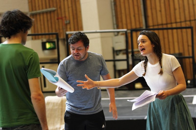 Laurence-Kinlan-Aoife-Duffin-in-rehearsals-for-Translations.-Image-by-Catherine-Ashmore