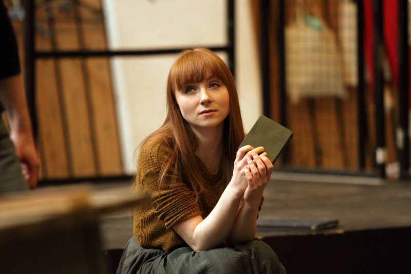 Michelle-Fox-in-rehearsals-for-Translations.-Image-by-Catherine-Ashmore