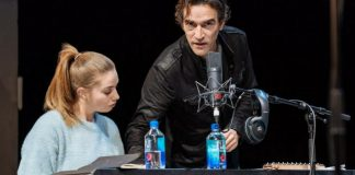 Mood Music Review at The Old Vic