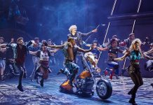 New Production Images Released for Bat Out of Hell The Musical at The Dominion Theatre