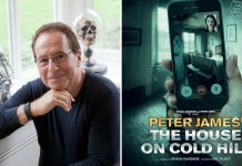 Peter James The House on Cold Hill