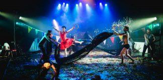 Review A Midsummer Night's Dream Greenwich Theatre