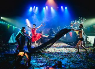 Review A Midsummer Night's Dream Greenwich Theatre