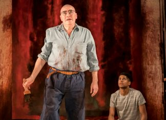 Review Red at Wyndham's Theatre