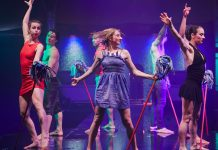 Review Soap at Underbelly Festival