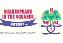 Shakespeare in The Squares As You Like It