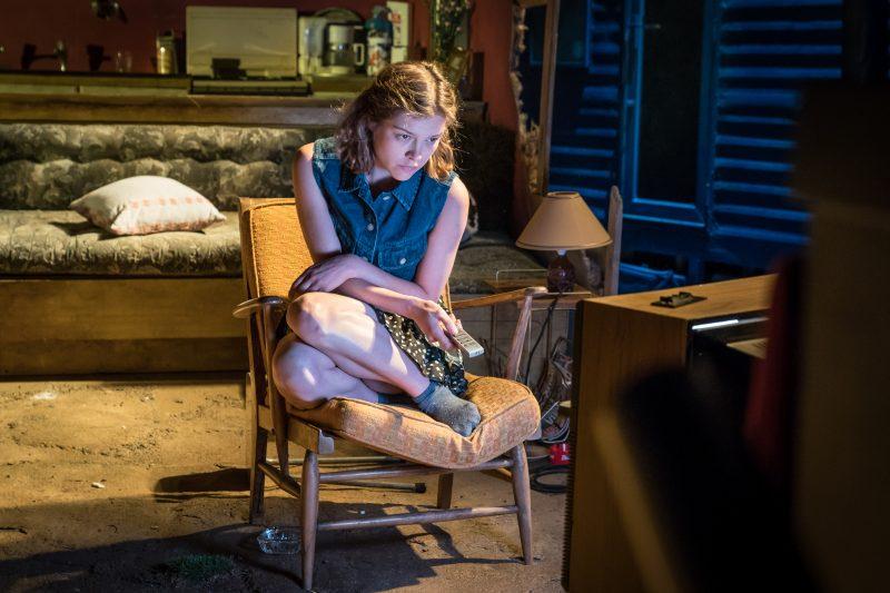 Sophie Cookson (Dottie Smith) - Killer Joe at Trafalgar Studios - Photographer Marc Brenner (5)