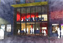 Southwark Playhouse - the new venue at Elephant