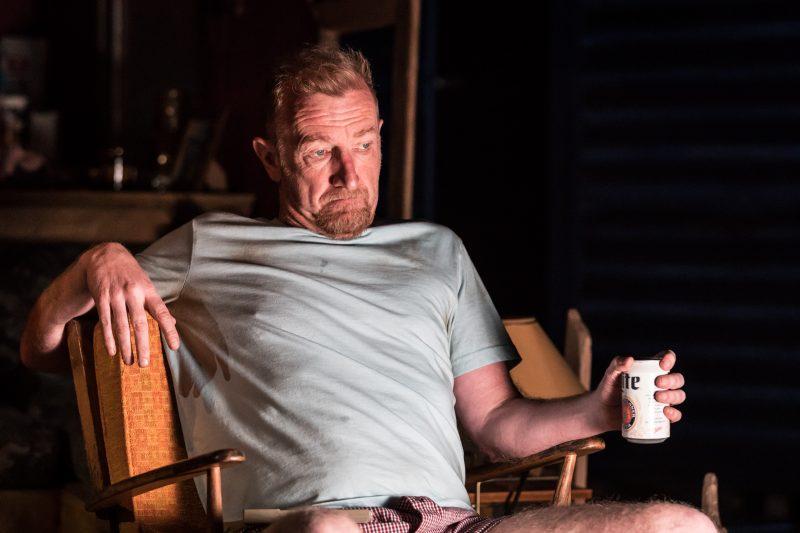 Steffan Rhodri (Ansel Smith) - Killer Joe at Trafalgar Studios - Photographer Marc Brenner (2)