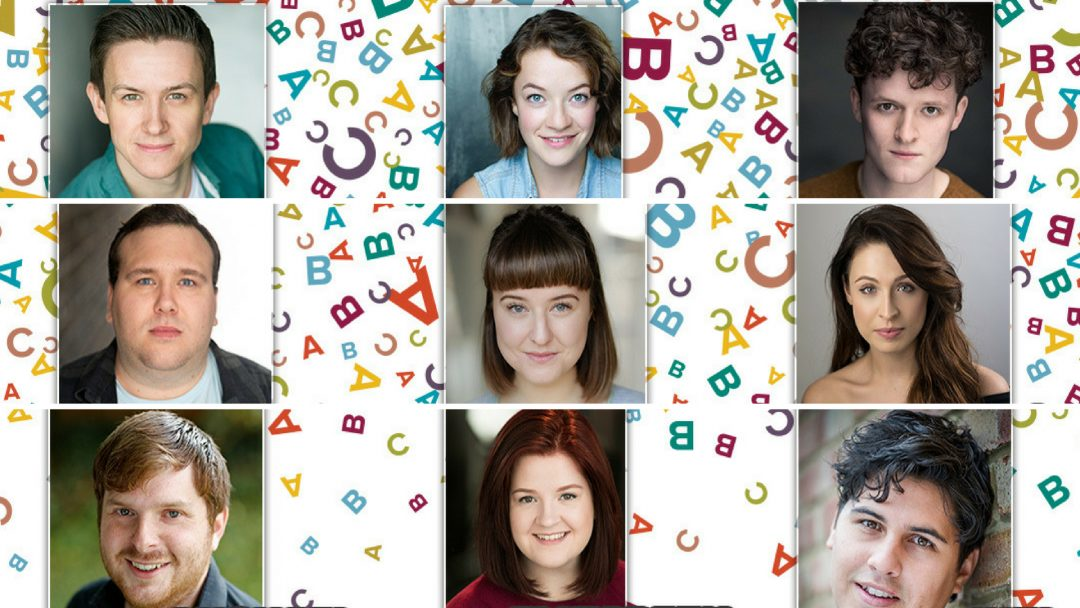 The 25th Annual Putnam County Spelling Bee Cast