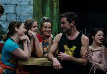 The Cast of TriOperas - TriOperas Rehearsal - Peacock Theatre - Photograph by James Martin