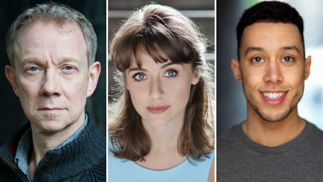 The Tempest, Jamie Newall, Joanne Thomson, Linford Johnson