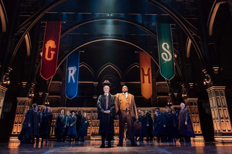 First Look: The Third West End Cast of Harry Potter and The