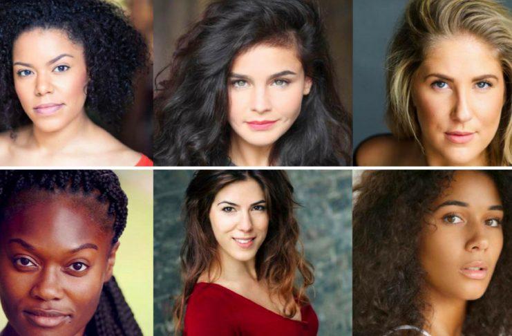 Cast of SIX