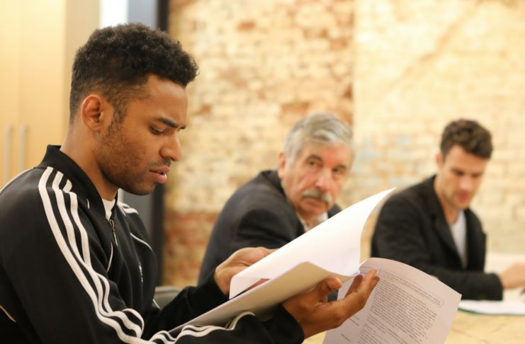 First Look For King and Country in Rehearsal