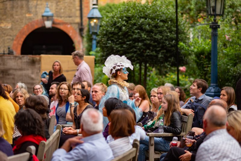 Iris Theatre's The Tempest (St. Paul's Church) - courtesy of Nick Rutter (2)