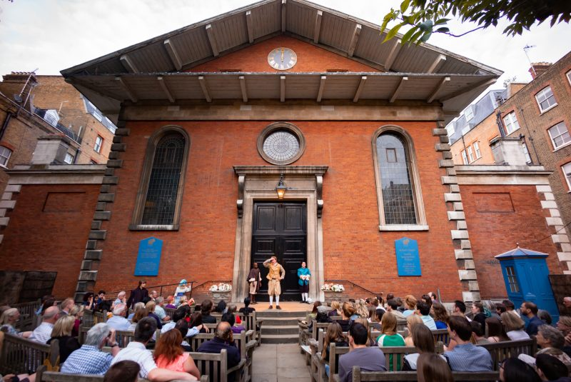 Iris Theatre's The Tempest (St. Paul's Church) - courtesy of Nick Rutter (3)