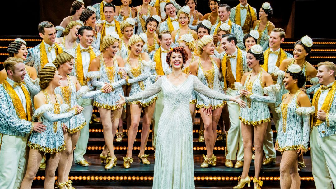 Steph Parry as Dorothy Brock in 42nd Street (c) Matt Crockett