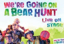 We're Going on a Bear Hunt Live