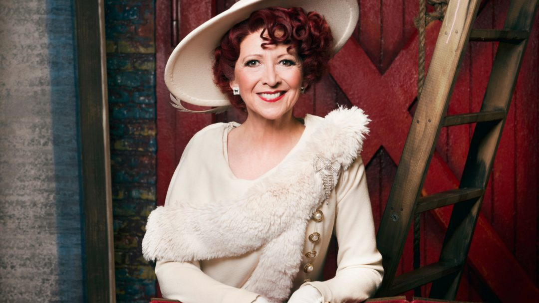 Bonnie Langford in 42nd Street c. Matt Crockett