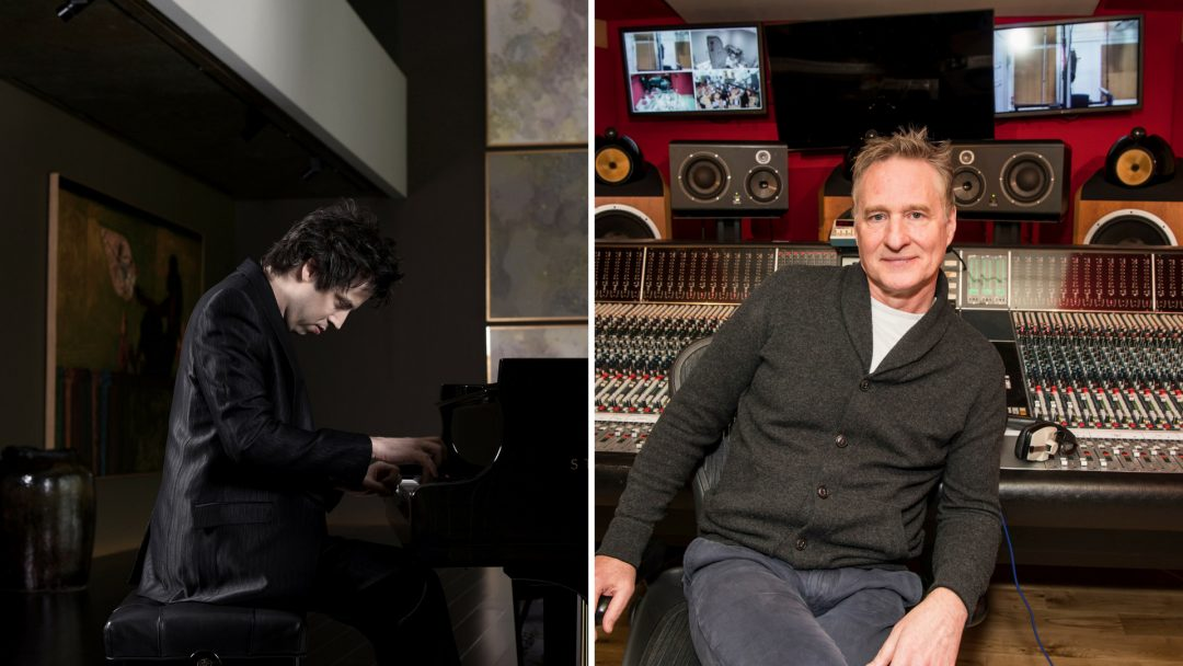 Dominic Ferris and Nick Patrick