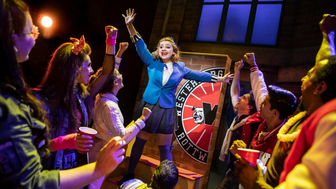 Heathers The Musical and Carrie Hope Fletcher to Transfer to West End c. Pamela Raith Photography