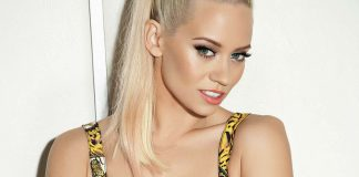 Kimberly Wyatt to Host Dance Class at London's Tap Festival