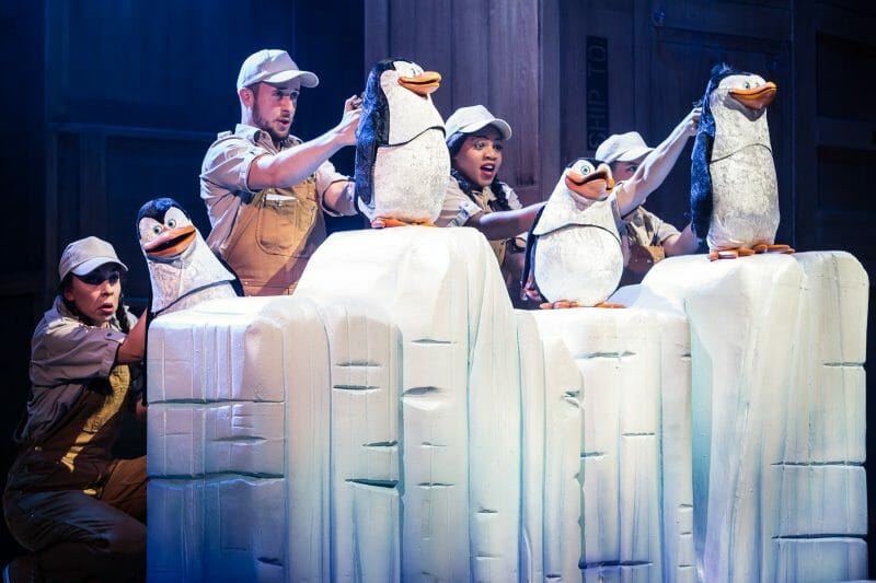 Madagascar The Musical c. Scott Rylander