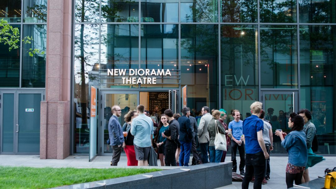 New Diorama Theatre c. Richard Davenport