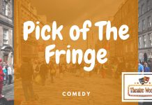 Pick of The Fringe Comedy