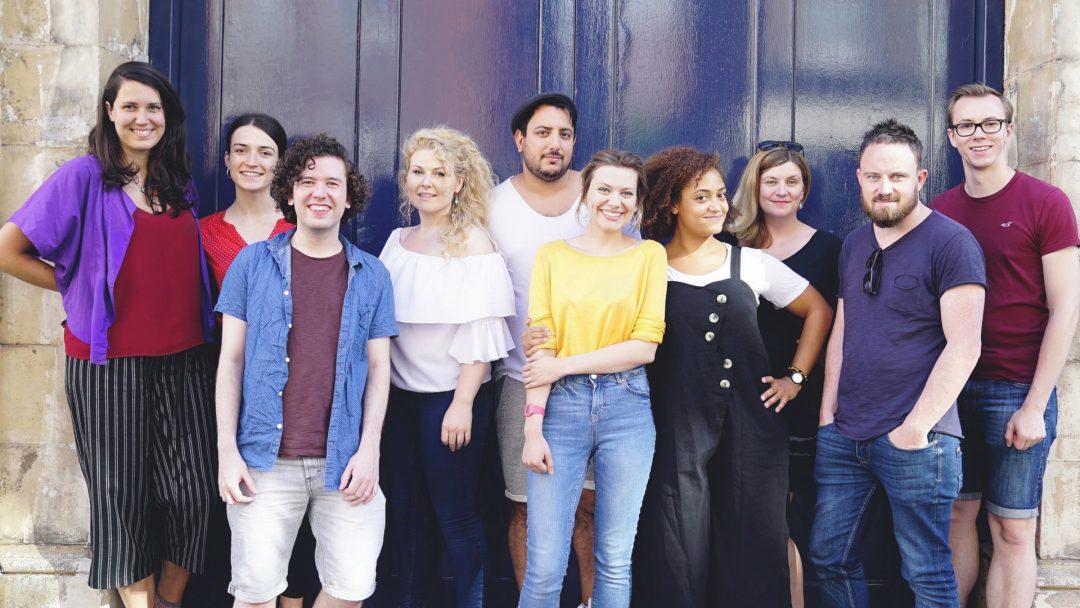 Pop Music Cast and Creatives c. Orlando James