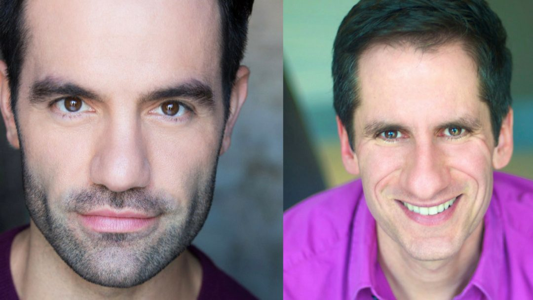 Ramin Karimloo with Seth Rudetsky is at The Leicester Square Theatre