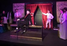 Review Italia Conti Ensemble's Tipping The Velvet