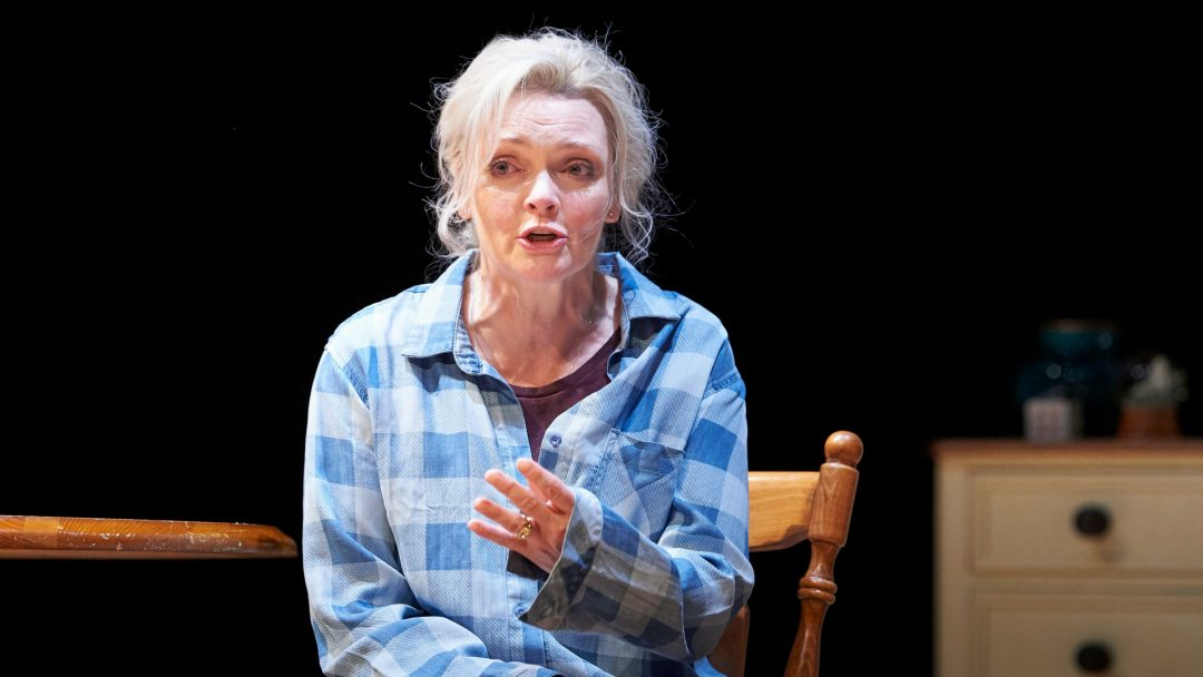 Sharon Small in Still Alice. Photography by Geraint Lewis