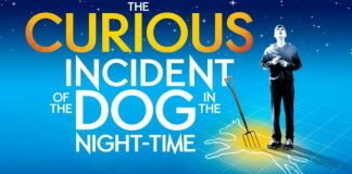 The Curious Incident of the Dog in the Night-Time School Tour
