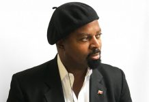 The Outsider photo_ Ben Okri