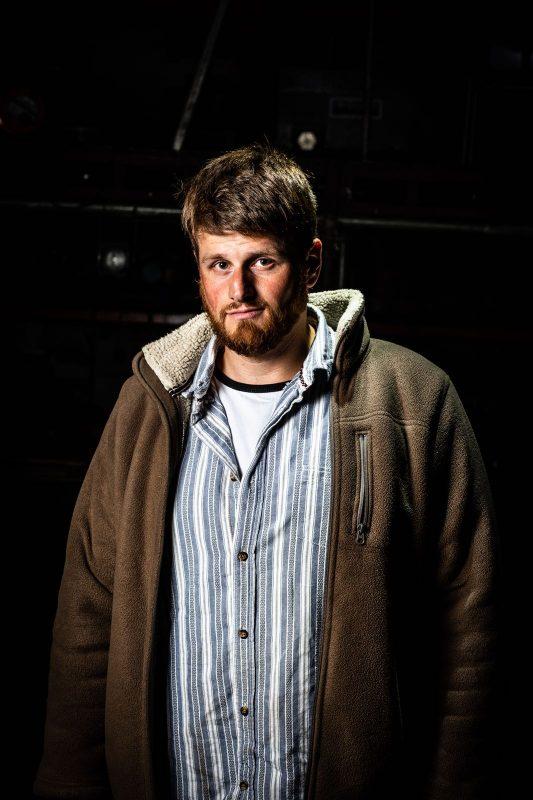 Tom Collins - Benjamin Froehlich - Copyright Jamie Scott