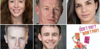 Cast of They Don't Pay_ We Won't Pay!