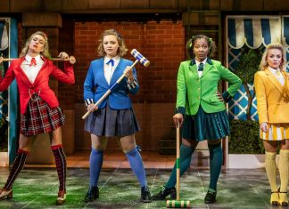 Heathers The Musical Review Theatre Royal Haymarket