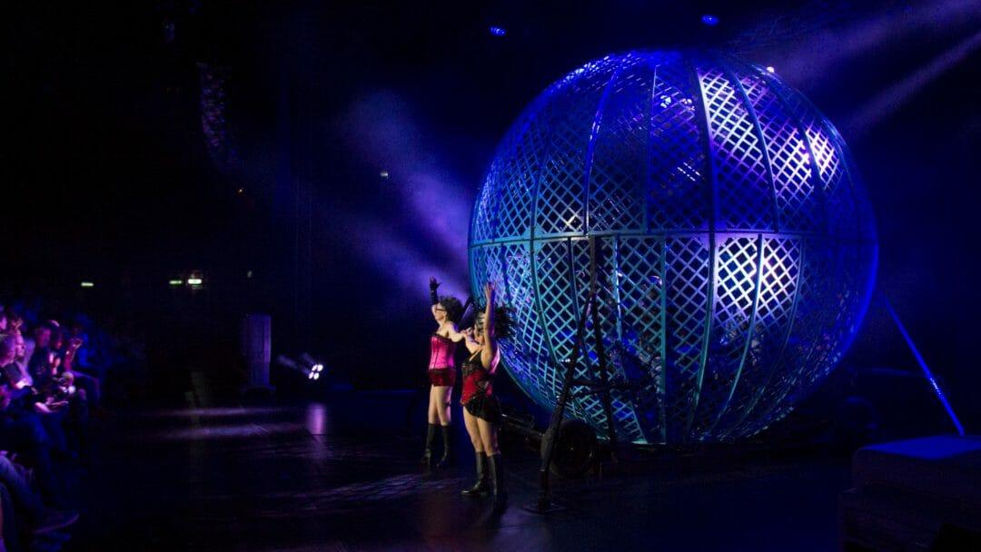 Pleasance Opening Gala 2018 - Cirque Berserk and Kate Copstick c. Elly White