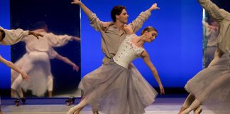 Review National English Ballet Remembrance The Four Seasons at The Peacock Theatre