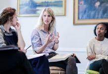 Square Rounds - Eva Feiler, Philippa Quinn and Rujenne Green, c. Samuel Taylor