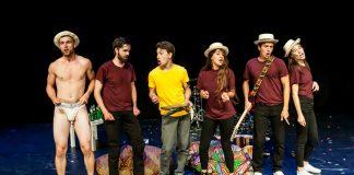 The Dip Milk and Blood Theatre Edinburgh Fringe