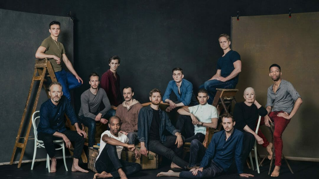 The Inheritance West End Cast c. Johan Persson