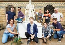 The Wider Earth Cast