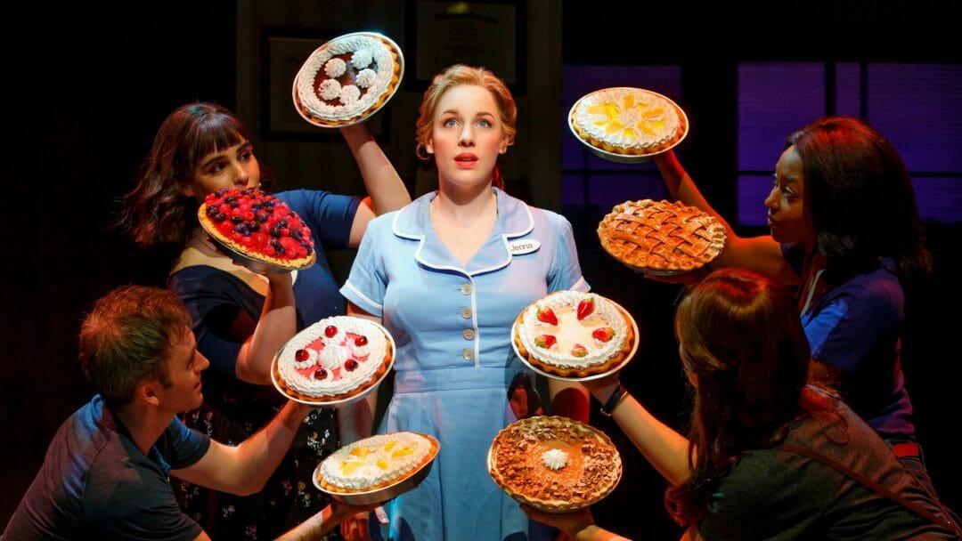 The original Broadway production of Waitress Photographer Joan Marcus