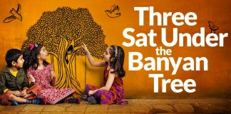 Three Sat Under The Banyan Tree at Polka Theatre