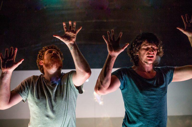 4.48 Psychosis. Adam Bassett & Brian Duffy. Credit - Becky Bailey. 1