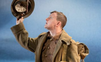 Andy Daniel in Private Peaceful c. Jonathan Keenan